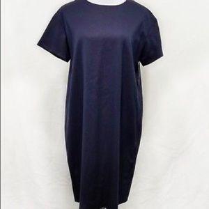 Pre-owned Proenza  Schouler Navy Wool Dress